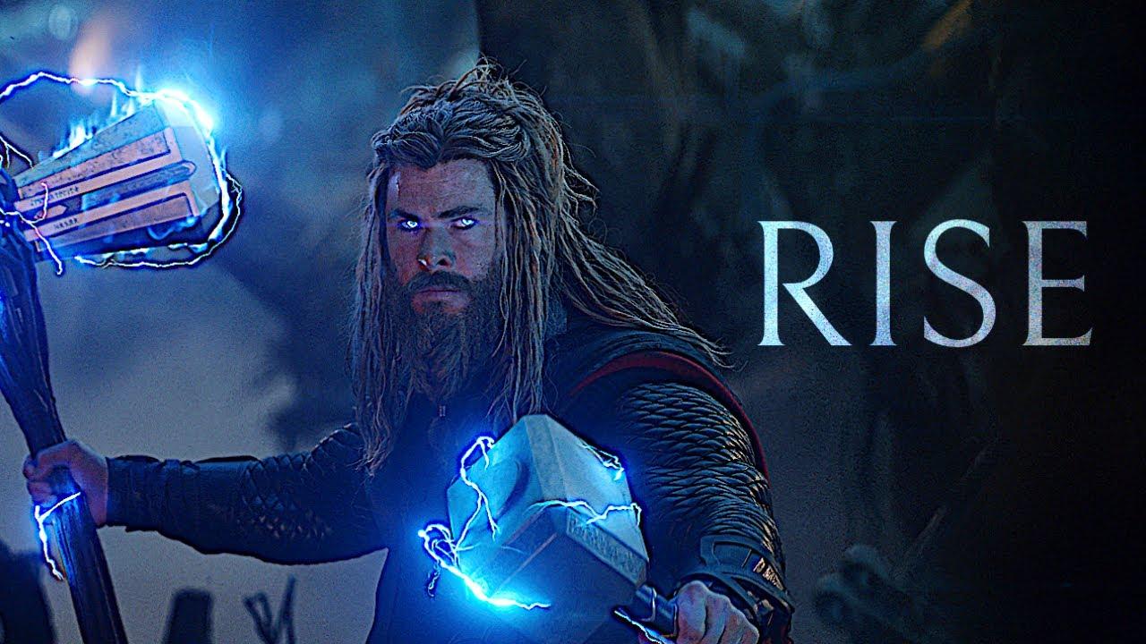 Thor - Strongest Avenger   I AM A RIDER   SATISFYA