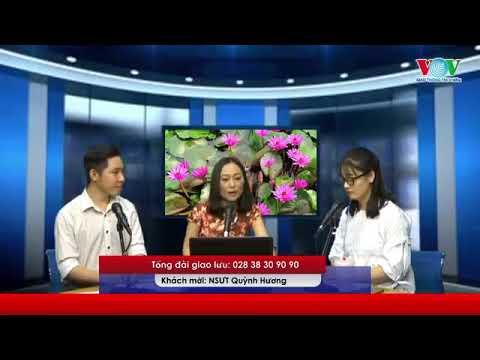 NSƯT Quỳnh Hương Giao Lưu Với Khán Giả - MeKong FM
