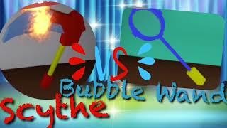 BLASE ZAUBERSTAB VS. SCYTHE! | Roblox | Bienenschwarm Simulator