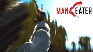 Maneater Reveal Trailer | E3 2018 PC Gaming Show