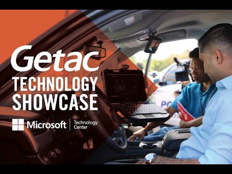Getac Video Dallas Tech Showcase