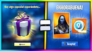 HOW TO GIVE FREE SKINS IN FORTNITE! (FORTNITE REGALA SKINS FREE)