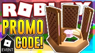 NEW PROMO CODE FOR THE NEAPOLITAN CROWN | Roblox