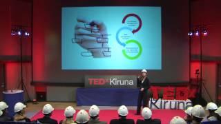 Continuousinnovation -- Google's best kept secret: Annika Steiber at TEDxKiruna