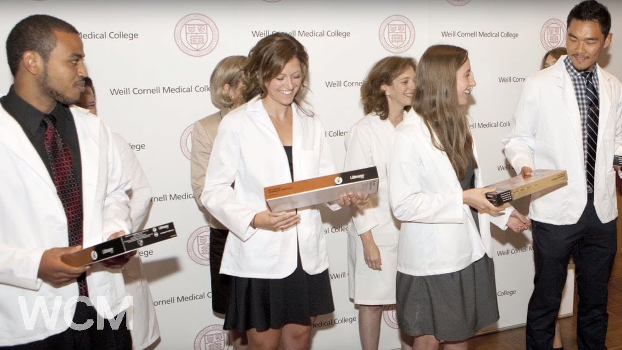 Weill Cornell Medical College Class of 2016 White Coat Ceremony