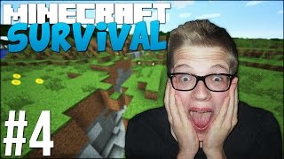 ZOVEEL GELUK! - Minecraft: Survival #4