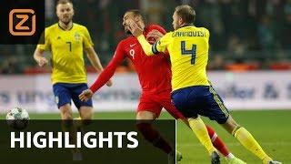 Samenvatting: Turkije - Zweden (Nations League)