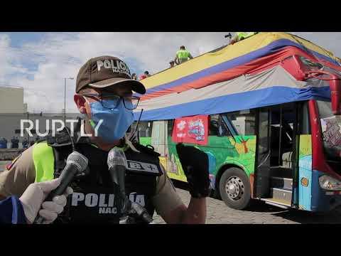 Coronavirus: sopraffatto a Guayaquil, l'Ecuador finalmente fa il punto della crisi sanitaria