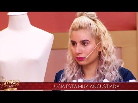 Corte y confección - Programa 22/01/19 - ¿Lucía quiere abandonar el taller?