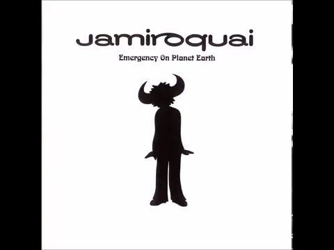 Jamiroquai - Emergency On Planet Earth - Full album