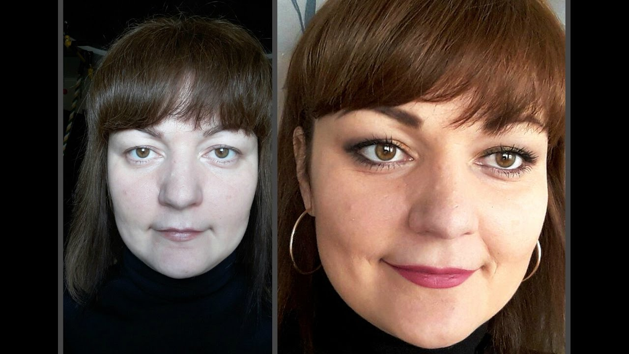 Makeup for the impending century, or How to hide minor imperfections of the face 11