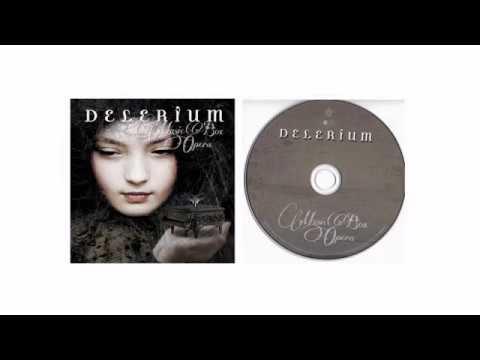 Delerium-  Discography  CD Design