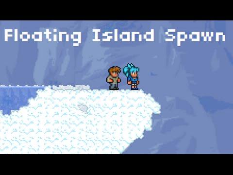 Floating Island Spawn - Blind!!