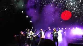 """Ov7 Medley Vaselina (En Vivo) """"Tour 25 Años A Tu Lado""""  Queretaro"""