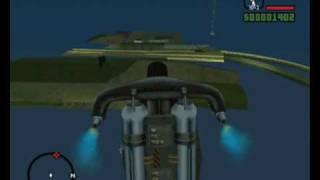 GTA San Andreas - Come entrare nel garage di Doherty