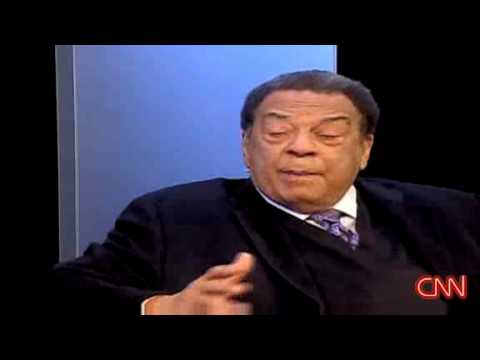 TJ Holmes interviews Andrew Young