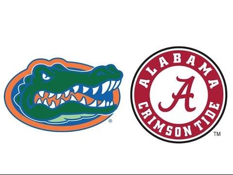 2010 #7 Florida at #1 Alabama (Highlights)