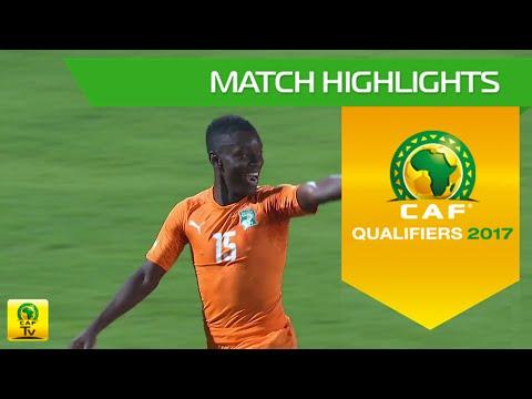 Sudan vs Côte D'Ivoire   Africa Cup of Nations Qualifiers 2017