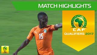 Sudan vs Côte D'Ivoire | Africa Cup of Nations Qualifiers 2017