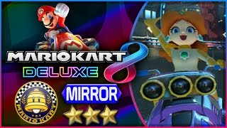 Mario Kart 8 Deluxe - Part 24 | Bell Cup 150cc Mirror Triple-Star! [Nintendo Switch Gameplay]