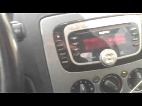 Ford Focus 2 автоматическое закрывание дверей