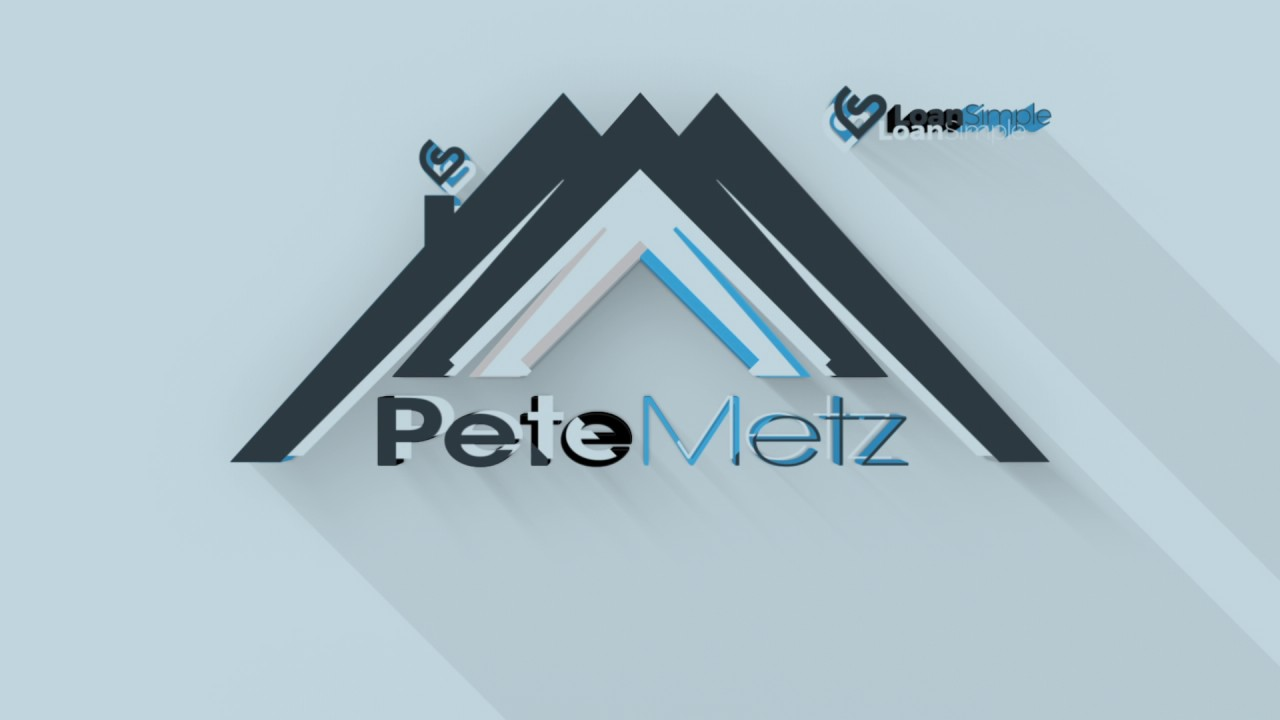 pete metz loan simple logo reveal youtube