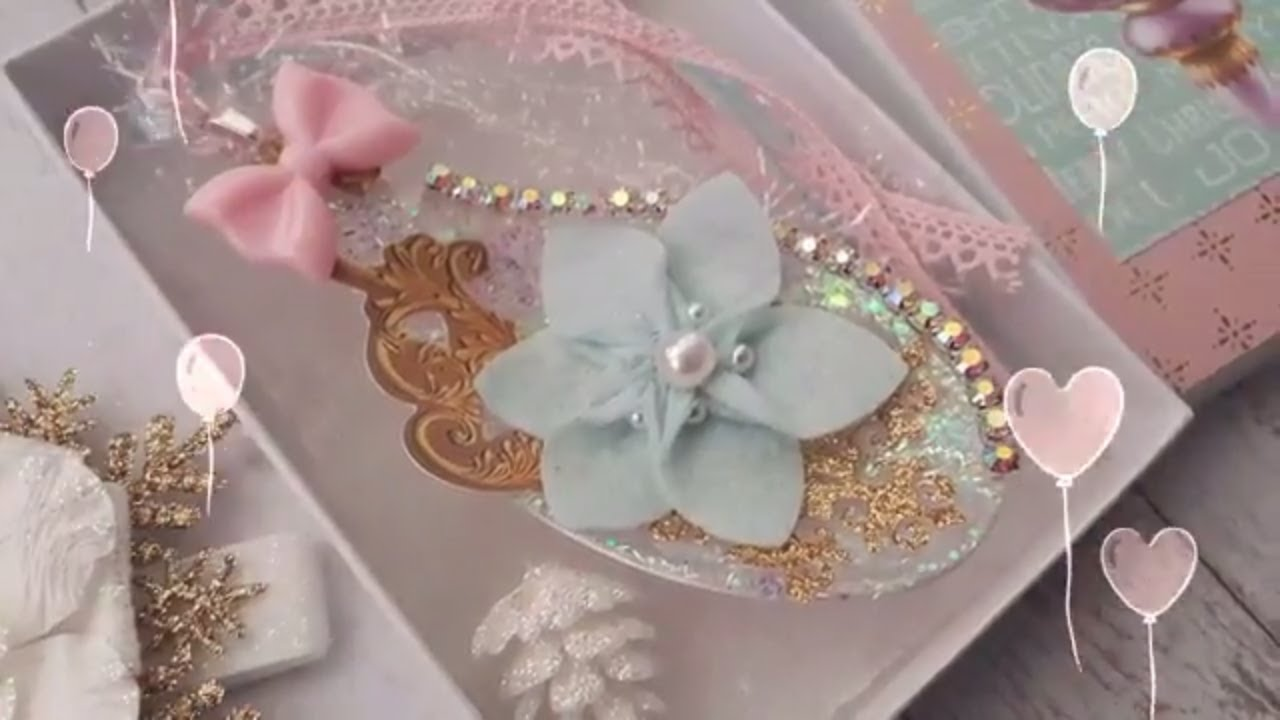 Altered Dollar Tree Jewelry Gift Boxes