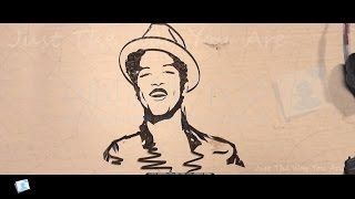 Bruno Mars - Just The Way You Are - مترجمة
