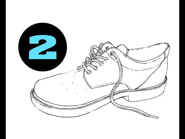 Contour Line Drawing Shoes Lesson Plan : One shoe two views google slides