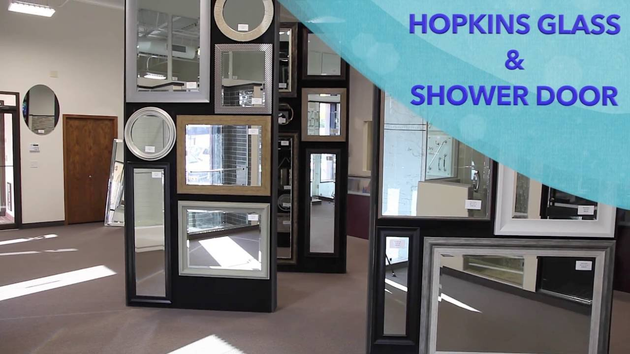 Hopkins Glass Shower Door Showroom Youtube