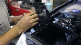 How to Replace MAF Sensor VW Passat