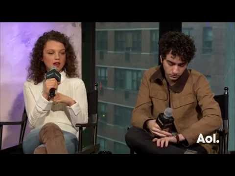 The Cast and Director Discuss Their Film,