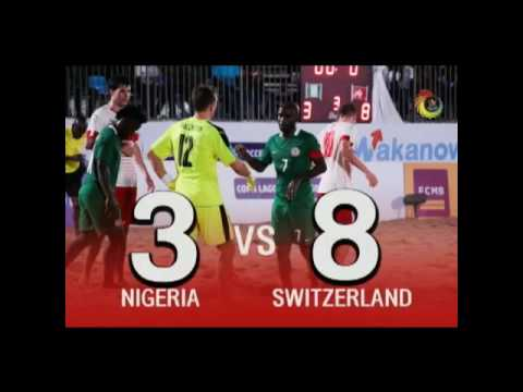 Follow the hashtag #BeachSoccerLagos for live updates.