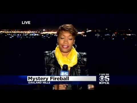 UFO Sighted Over San Francisco Bay Area