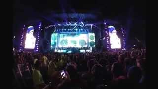 Eminem Music Midtown 2014 Full Concert