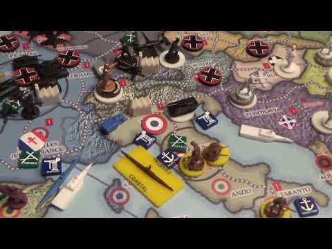 Global War 1936