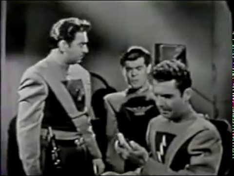 Space patrol Laughing Alien 1953