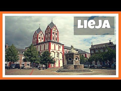 Lugares Imprescindibles que ver y visitar en LIEJA / Liege | Bélgica 18# Belgium
