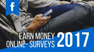 How to earn money by doing online surveys 2017 with earning proofs | tech india