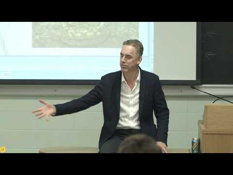 Jordan Peterson - Sort Yourself Out And Make It Manifest In The World