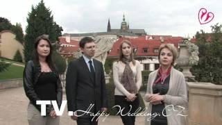 Сколько стои свадьба в Праге