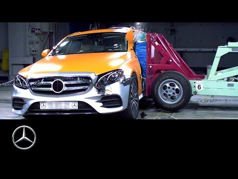 Mercedes-Benz E-Klasse Making-of Teil 3: Bedienung und Sicherheit