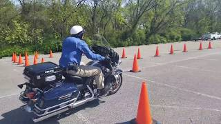 2018 Chattanooga Police Motorcycle School