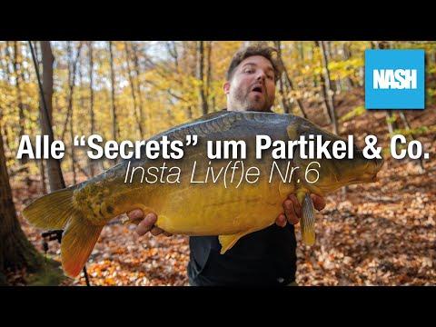 Karpfenangeln | Alle Secrets um Partikel und co. - Insta Liv(f)e Nr. 6