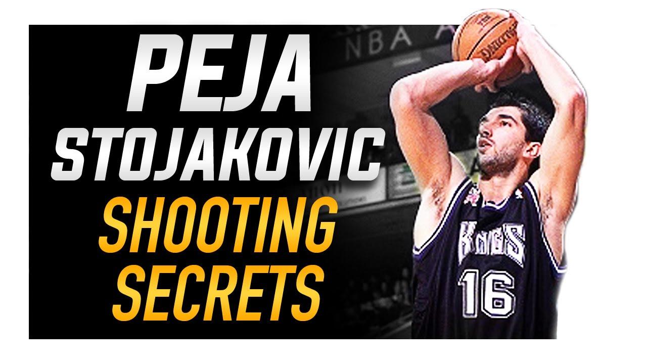 Peja Stojakovic Shooting Form NBA Shooting Secrets