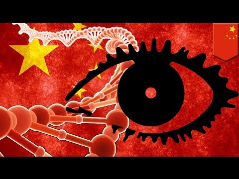 China DNA database contains 40 million names paranoid Communists consider a threat - TomoNews
