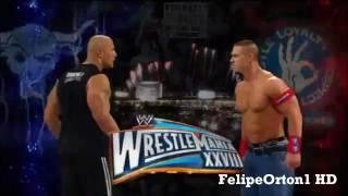 2012: WrestleMania 28 Promo (HD)