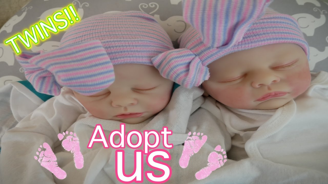 Reborn Baby TWINS - Playborn Baby Doll for Kids & New ...