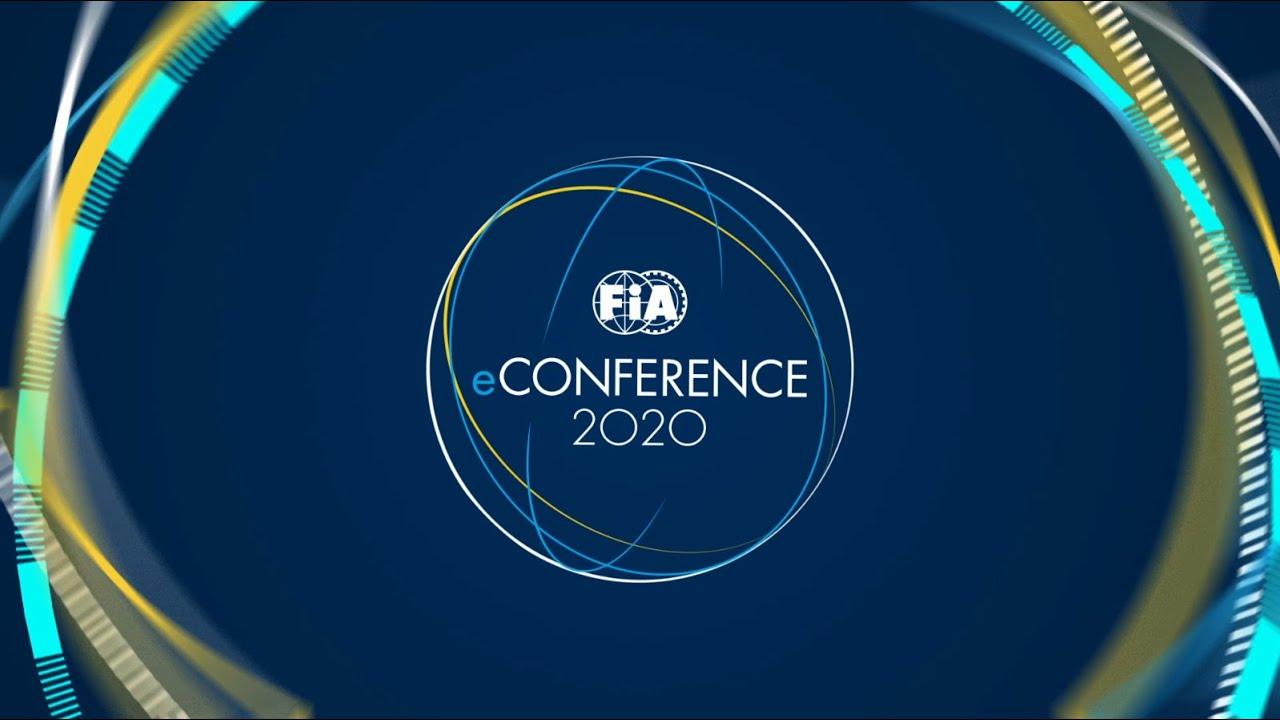 FIA video opener e-conference 2020
