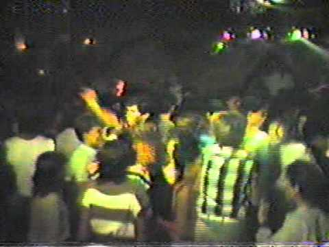 Discobolos disco 1984 dance competition cyprus